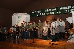 Złota Nutka 2012